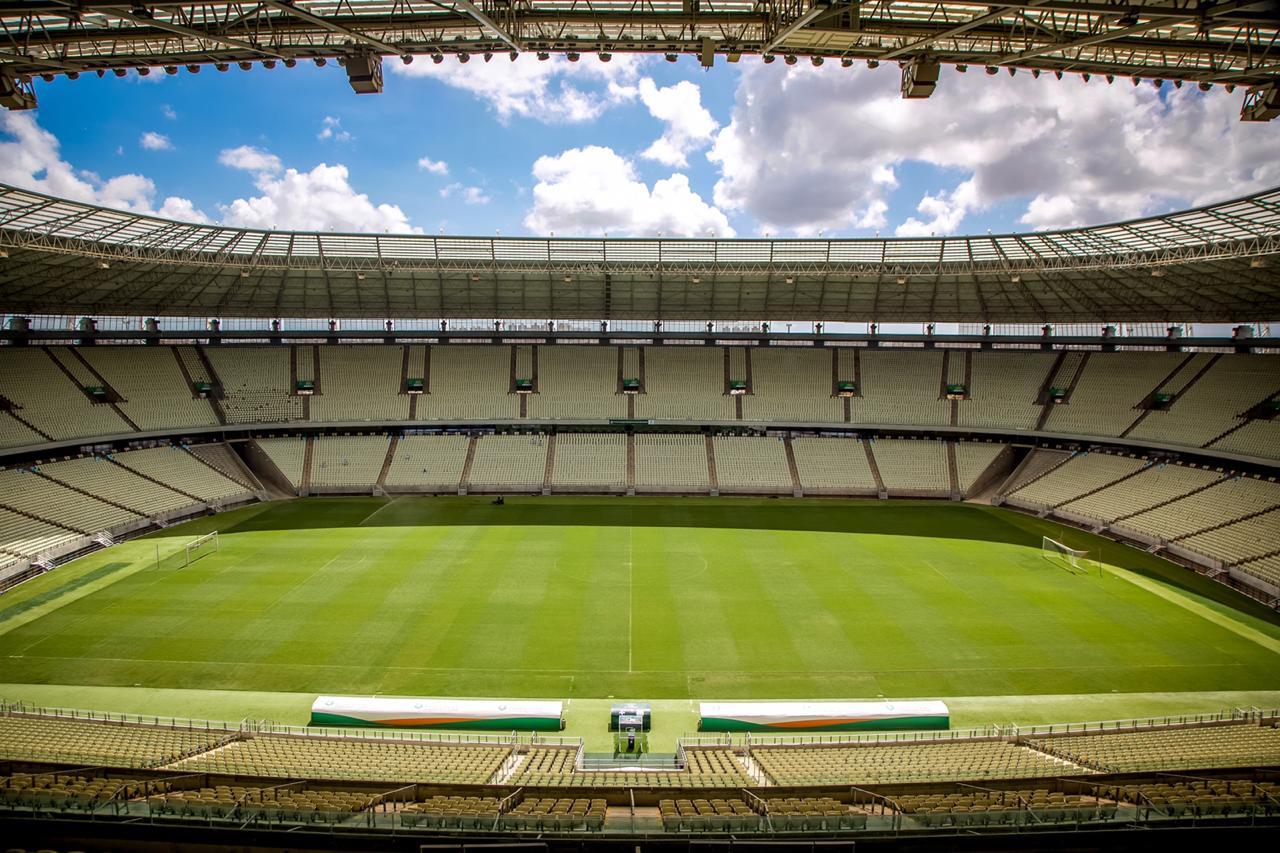 Arena Castelão recebe final da Copa do Nordeste neste sábado (8)
